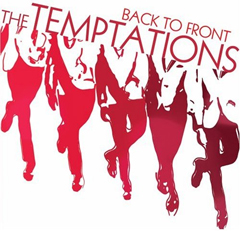 THE TEMPTATIONS - Back To Front-CD