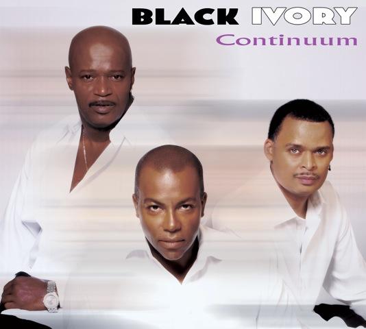 BLACK IVORY - Continuum -CD