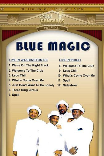 The Whispers-The Beat Goes On Live In Concert DVD
