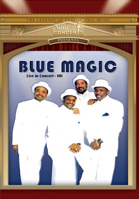 Blue Magic-Live In Concert DVD