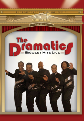 The Dramatics-Biggest Hits Live In Concert DVD