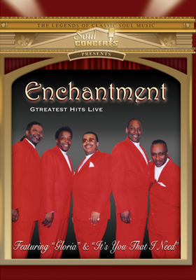 Enchantment-Greatest Hits Live In Concert DVD