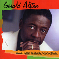 GERALD ALSTON Sings Sam Cooke-CD