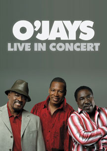 The Ojays-Live In Concert DVD