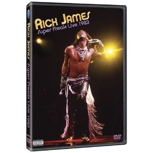 Rick James - Super Freak 1982 Concert DVD