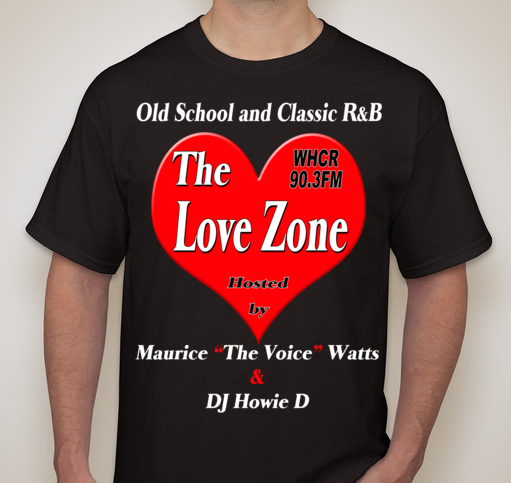 The Love Zone T-Shirt