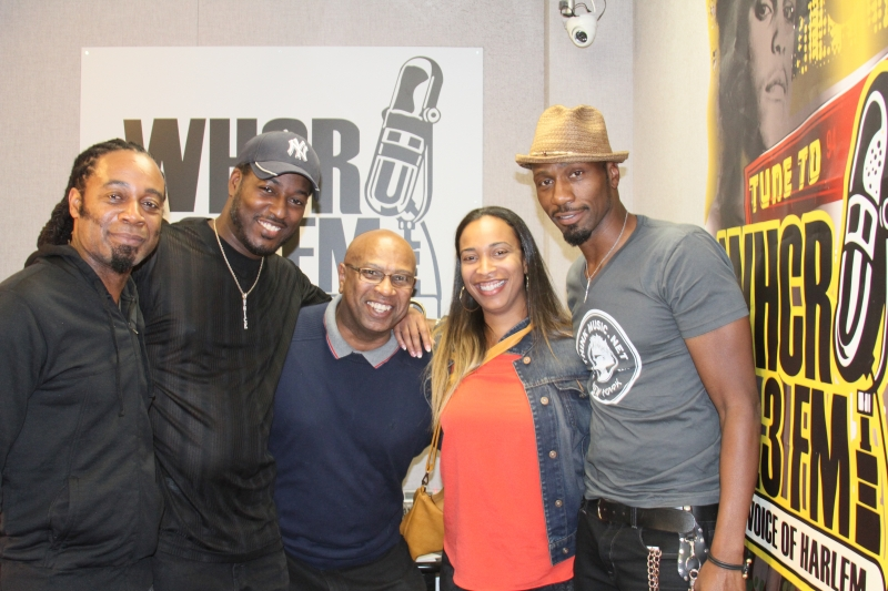 MAURICE WATTS & LEON IN STUDIO PHOTO BY RONNIE WRIGHT  (105)