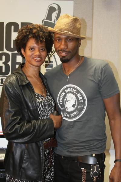 MAURICE WATTS & LEON IN STUDIO PHOTO BY RONNIE WRIGHT  (118)