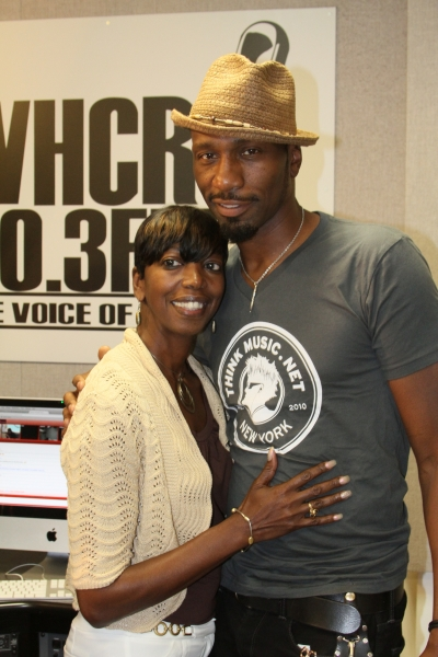 MAURICE WATTS & LEON IN STUDIO PHOTO BY RONNIE WRIGHT  (121)