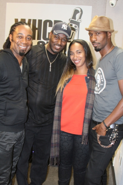 MAURICE WATTS & LEON IN STUDIO PHOTO BY RONNIE WRIGHT  (131)