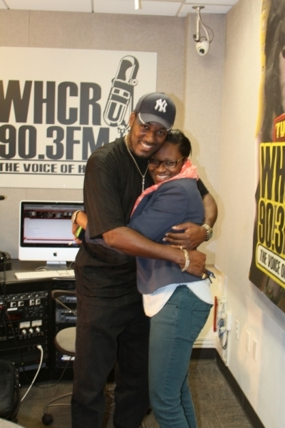 MAURICE WATTS & LEON IN STUDIO PHOTO BY RONNIE WRIGHT  (144)