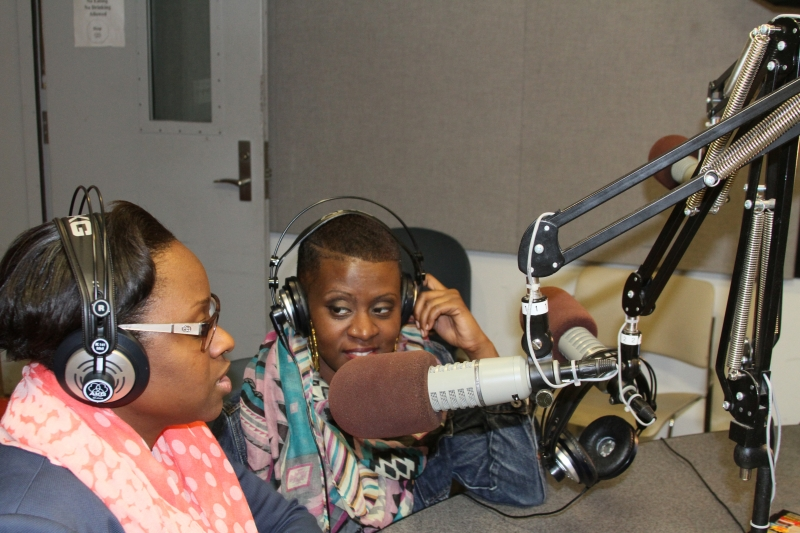 MAURICE WATTS & LEON IN STUDIO PHOTO BY RONNIE WRIGHT  (158)