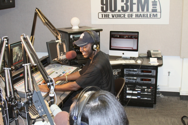 MAURICE WATTS & LEON IN STUDIO PHOTO BY RONNIE WRIGHT  (48)
