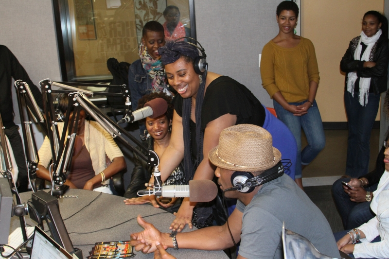 MAURICE WATTS & LEON IN STUDIO PHOTO BY RONNIE WRIGHT  (61)