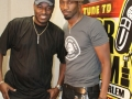 MAURICE WATTS & LEON IN STUDIO PHOTO BY RONNIE WRIGHT  (108)