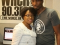 MAURICE WATTS & LEON IN STUDIO PHOTO BY RONNIE WRIGHT  (122)