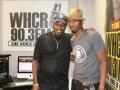 MAURICE WATTS & LEON IN STUDIO PHOTO BY RONNIE WRIGHT  (96)