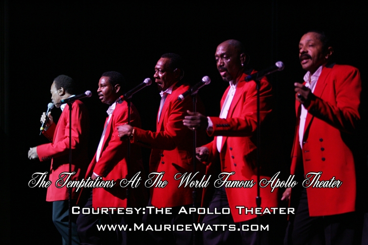 the temptations songs
