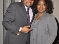 MAURICE THE VOICE WATTS & SOLO N STUDIO PHOTO BY RONNIE WRIGHT  (101)