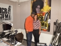 MAURICE THE VOICE WATTS & SOLO N STUDIO PHOTO BY RONNIE WRIGHT  (87)
