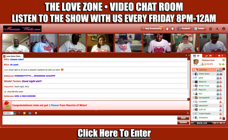 Video Chat Listeners - CLICK HERE TO LOGIN
