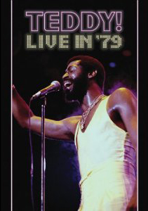 Teddy Pendergrass DVD cover