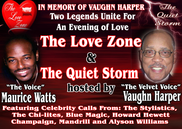 Vaughn Harper's Last Live Radio Broadcast ~ A Historical Show